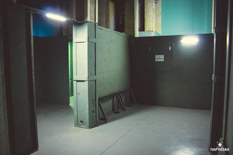 Партизан арена, лазертаг в Калуге