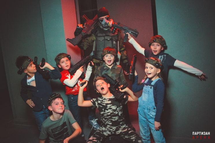 Квест с актером для детей в Калуге